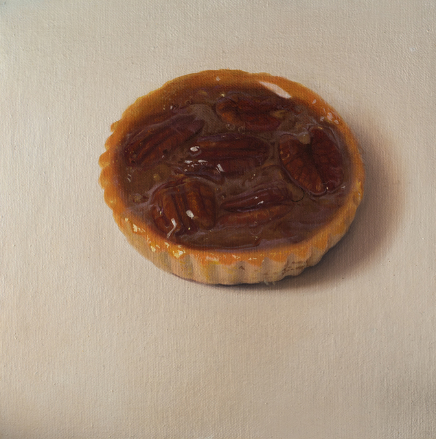 , 'Pecan Tart with Hair,' 2011, Wilding Cran Gallery