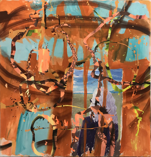 , 'Three Rivers,' 2019, Boers-Li Gallery