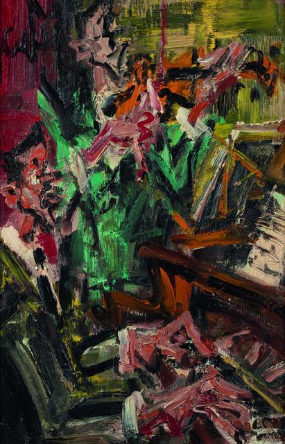 Gen Paul, 'Les Joueurs de Jazz', Painting, Oil on masonite, Leclere