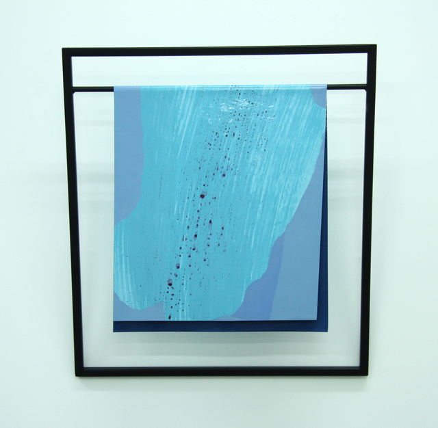 , 'Teal Blue,' 2018, Bartley + Company Art
