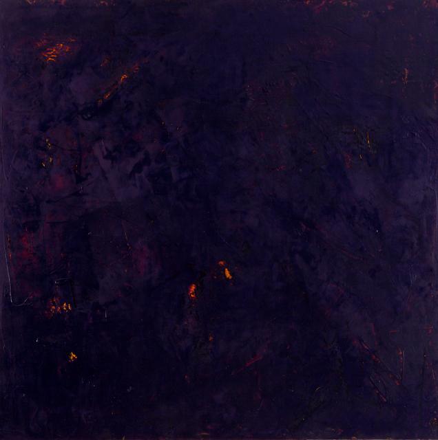 , 'Violet,' 2014, Kourd Gallery