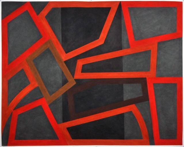 , ' form and rhythm #6 ,' 2014, Alfonso Artiaco