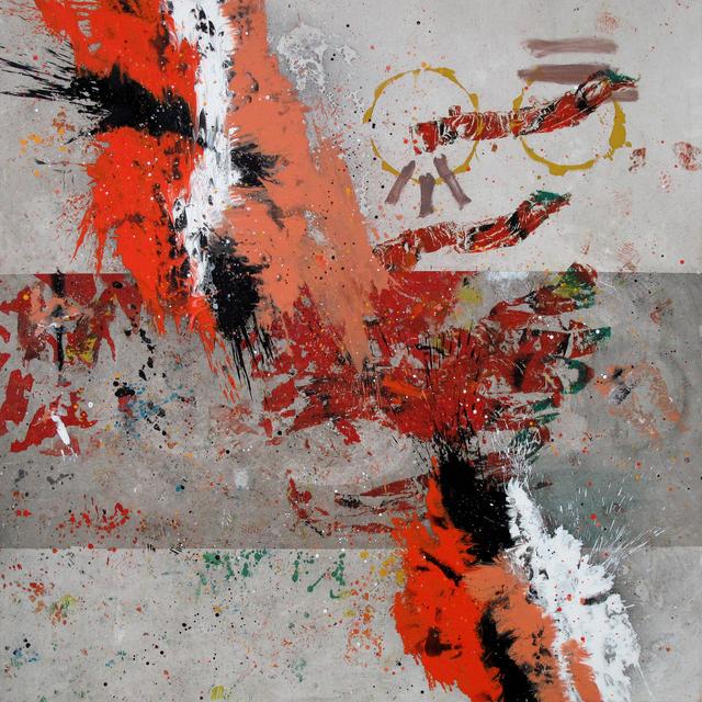 Jose M. Ciria, 'A2 Mixed Poems I (Tríptico)', Blanca Soto Arte