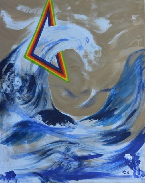 Traute Macom, 'Plastic Rainbow', 2017, the gallery STEINER