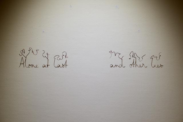 Fred Eerdekens, 'Alone at last and other lies', 2014, Bermel von Luxburg Gallery