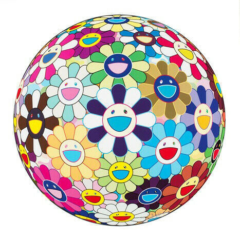 Takashi Murakami, 'FLOWRBALL (3D) KINDERGARTEN', 2011, Marcel Katz Art