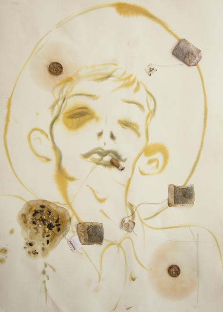 ", '""Chem farmers"" (yellow) ,' 2016, Nathalie Karg Gallery"