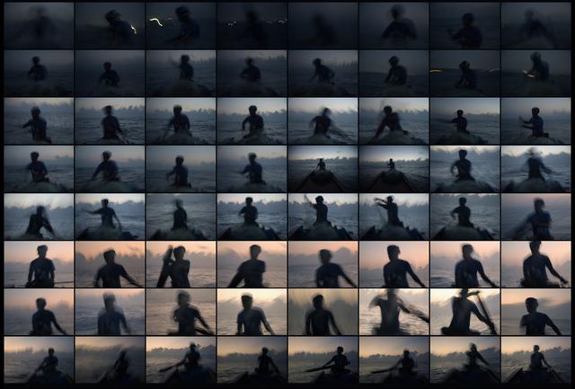 , '4 am,' 2016, Gallery Espace