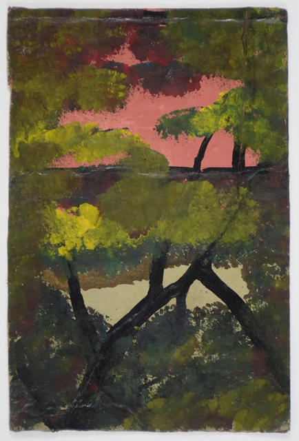 , 'Multiple Trees Against Red Sky,' , Ingleby Gallery