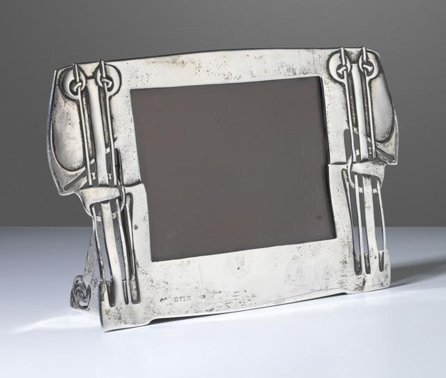 Archibald Knox, 'A rare 'Cymric' frame', circa 1902, Design/Decorative Art, Silver, Christie's