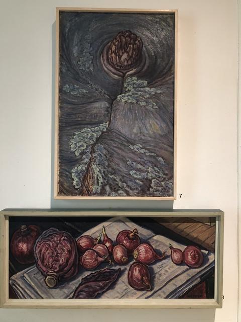 , 'Beach Log,' 1934, Keene Arts