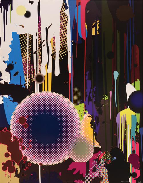 Takashi Murakami, 'Davy Jones' Tear', 2008, Artsnap