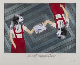 , 'Cuadrimomentum,' 2011, Childs Gallery