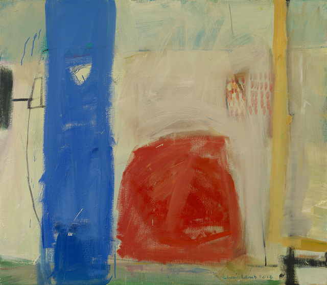 , 'Red Blue and Yellow,' 2016, Hollis Taggart