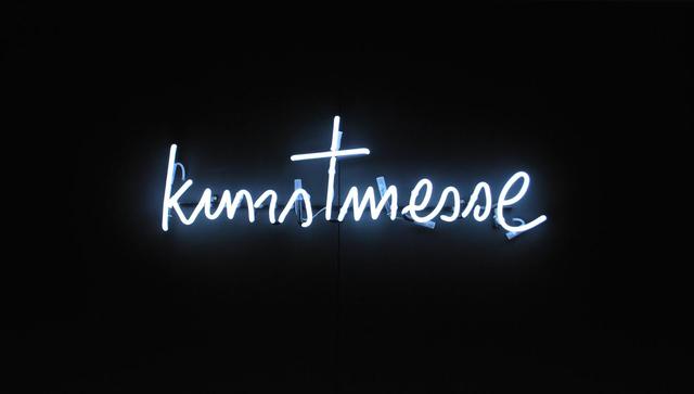 , 'Kunstmesse,' 2009, Aeroplastics