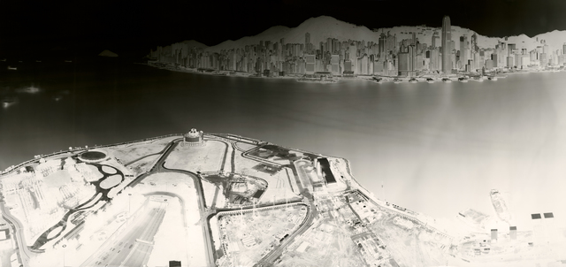 , 'To See Hong Kong Island from Kowloon 9-10 July 2015,' 2015, 10 Chancery Lane Gallery