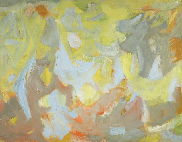 , 'Transcendence,' 1954, Berry Campbell Gallery