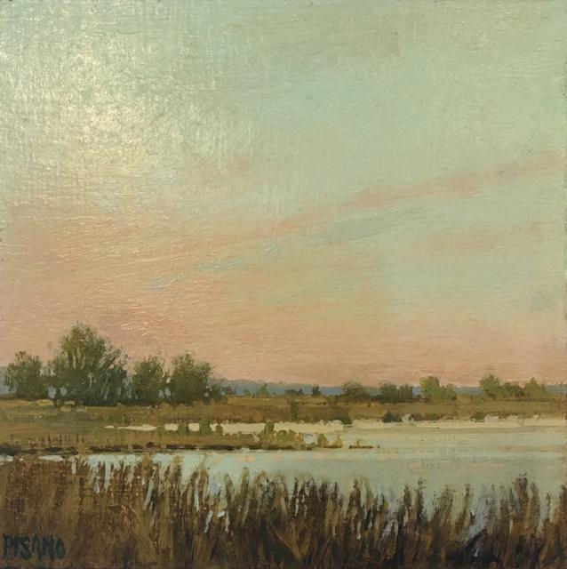 , 'Pink Marsh,' 2013, BoxHeart