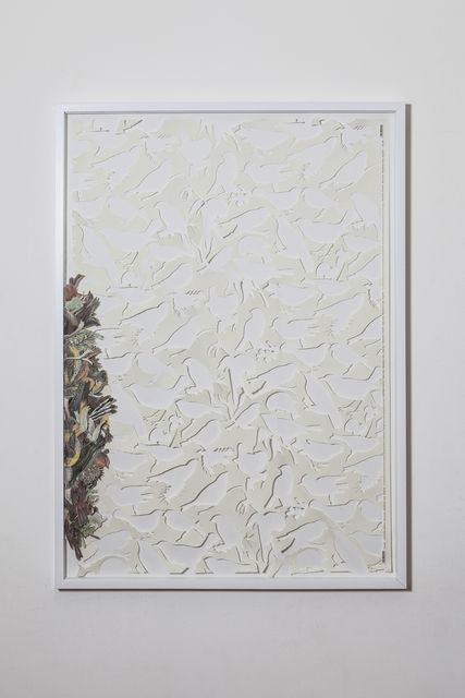 , 'Birds,' 2015, Officine Saffi