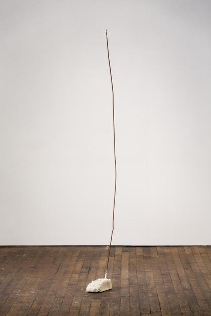 Eric Hattan, 'Famous Max', 2019, Sculpture, Metal and concrete, Peter Freeman, Inc.