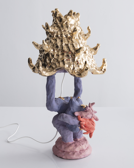 , 'Girl Lamp,' 2017, R & Company