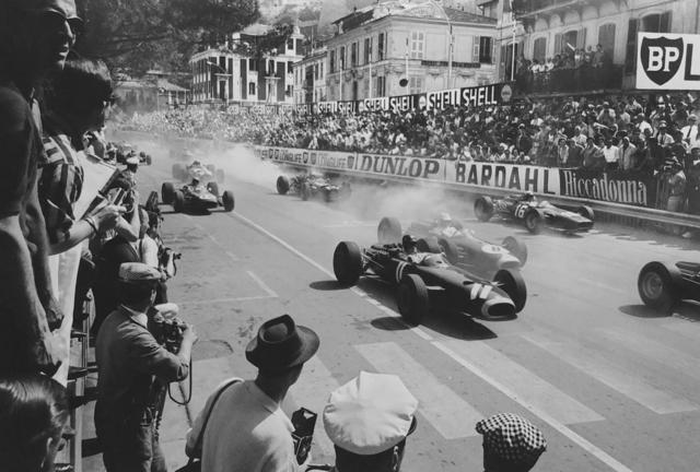 , 'Grand Prix of Monaco Start, Monaco,' 1966, PDNB Gallery