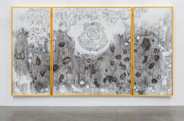 , 'Altarpiece,' 2015, Lawrie Shabibi