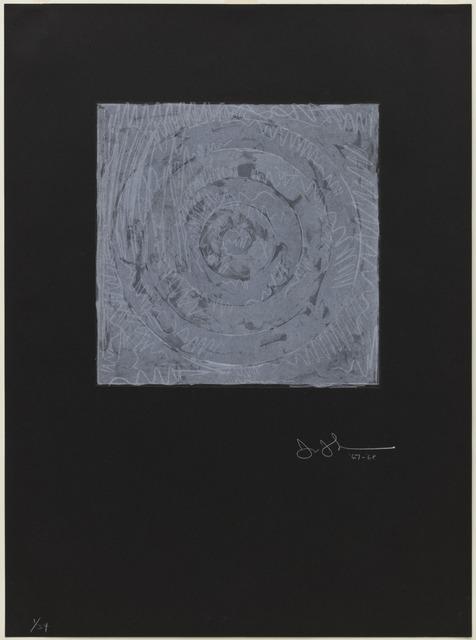 Jasper Johns, 'White Target', 1968, Joseph K. Levene Fine Art, Ltd.