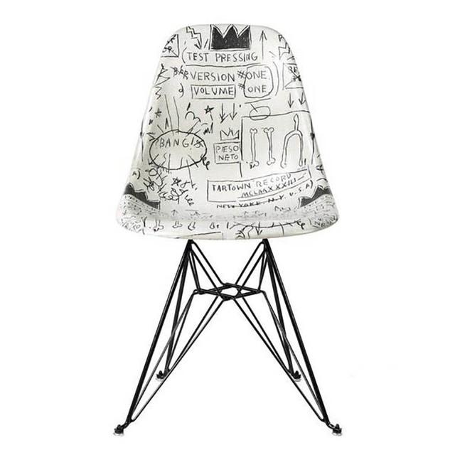 Jean-Michel Basquiat, 'Case Study Furniture® Chair (Record)', 2016-2019, Artware Editions