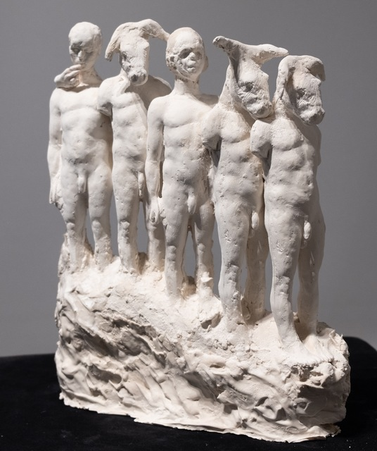 , 'Innocents (five in a row),' , Hugo Galerie