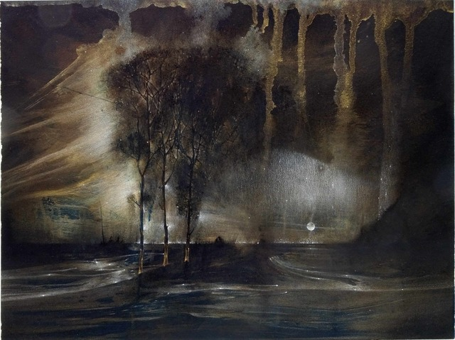 , 'La nuit de Swedenborg,' 2016, Suzanne Tarasieve