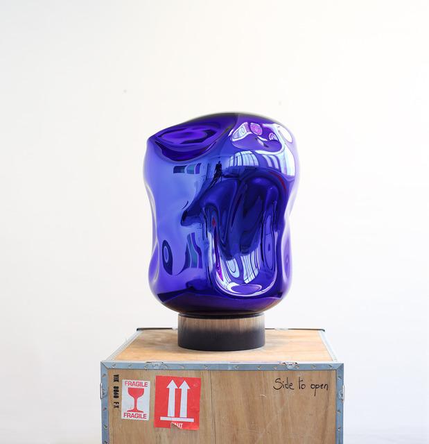, 'Solid Liquid – Dark Blue,' 2012, Pékin Fine Arts