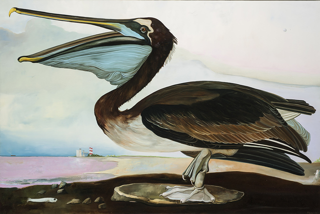 , 'Brown Pelican,' 2016, 101/EXHIBIT