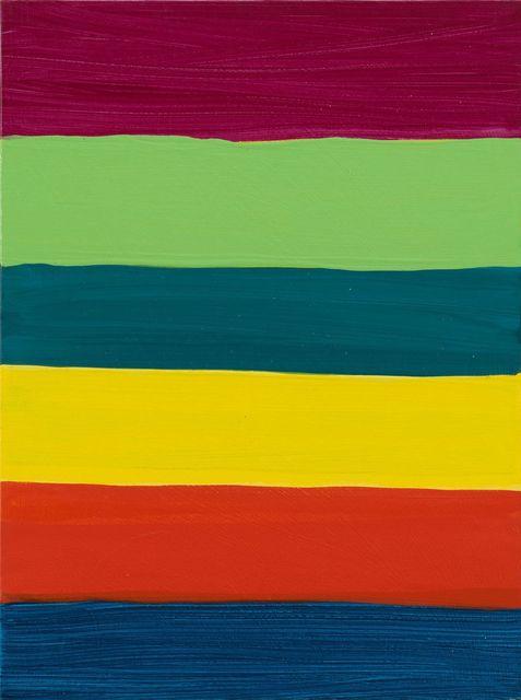 , 'Sunny Serape,' 2016, 303 Gallery