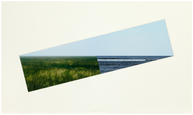 , 'Land - Sea Horizon (c),' 2011, Cristea Roberts Gallery