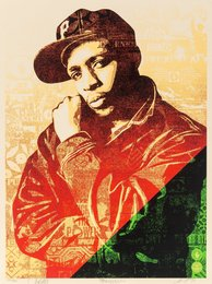 Chuck D Collage