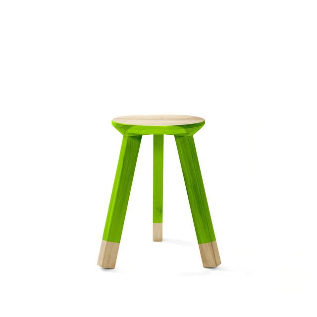 , 'Union Stool Medium,' 2013, Galería Mexicana de Diseño