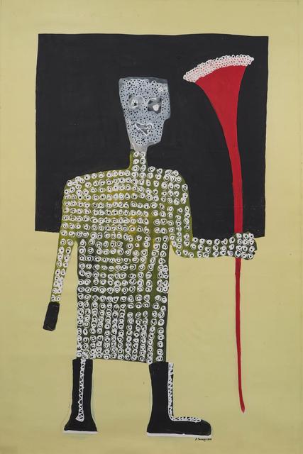 , 'Le décideur ,' 2018, Magnin-A