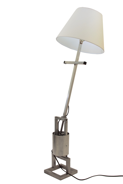 , 'Kinetic Lamp 1,' 2015, 99¢ Plus Gallery