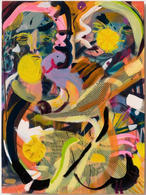 , 'Kiss,' 2017, Denny Gallery