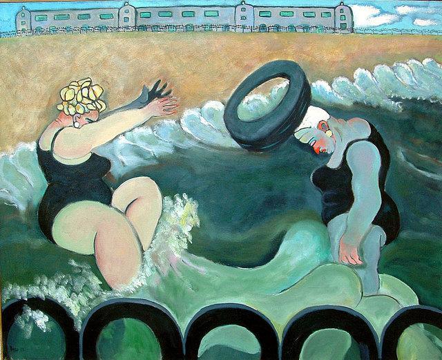 Stephen Basso, 'Recreation', 2009, Tabla Rasa Gallery