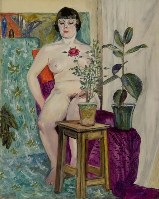 Sylvia Sleigh, 'Hammersmith Art School', 1956, Freymond-Guth Fine Arts Ltd.