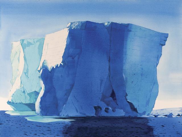 , 'Tabular Berg, Cormorant Island, Antarctica,' , Dowling Walsh