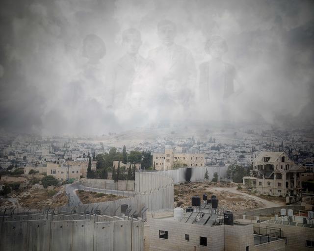 Rula Halawani, 'Untitled  8', 2020, Photography, Archival print, Ayyam Gallery