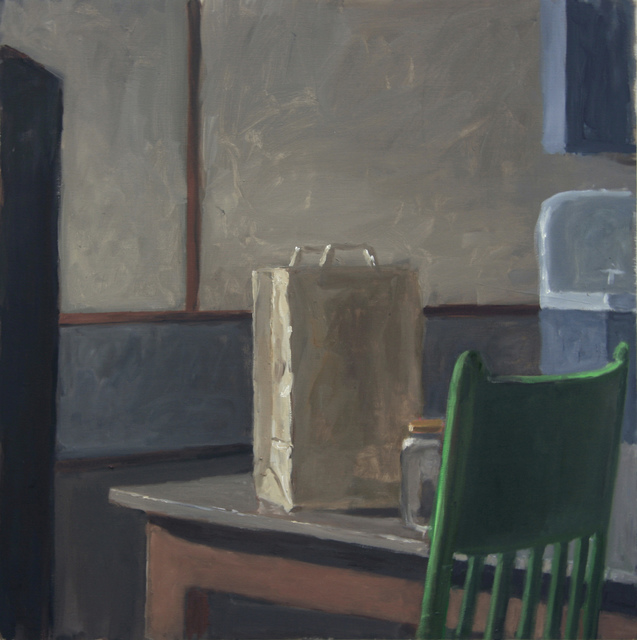 , 'STUDY - DENNY & GRETCHEN'S KITCHEN,' 2015, Greg Kucera Gallery