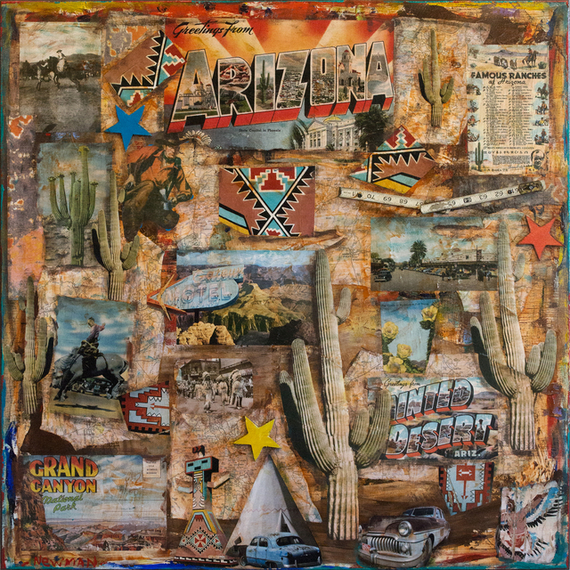 , 'All Arizona,' 2017, Xanadu Gallery