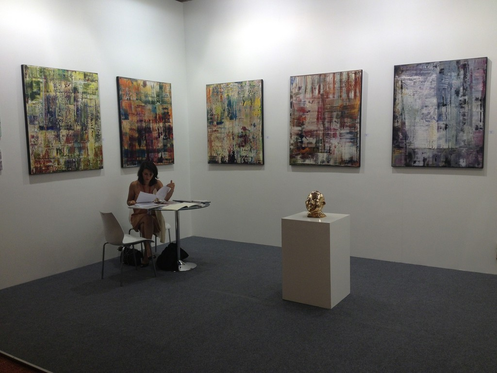 BAZAAR ART JAKARTA 2016 (Jakarta, Indonesia)