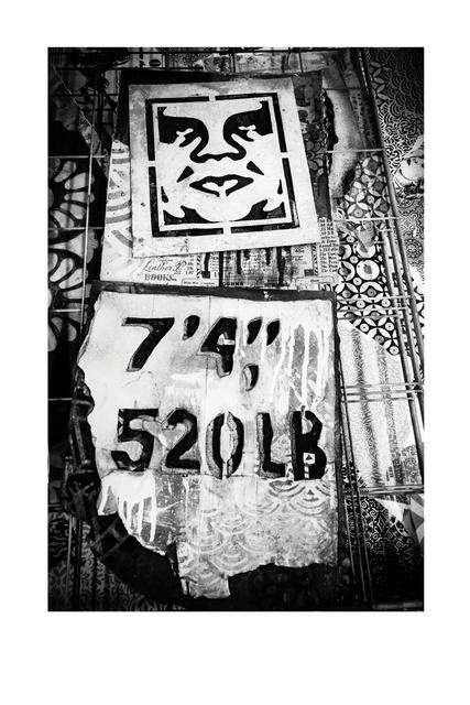 "Jon Furlong, 'Icon 7'4"" 520', 2015, Subliminal Projects"