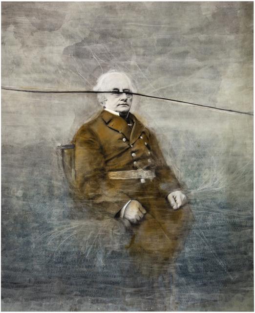 , 'Man with a Broken Horizon,' 2015, Helsinki Contemporary