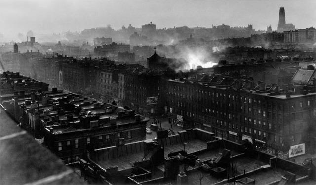 , 'Harlem Rooftops, Harlem, New York,' 1948, Adamson Gallery
